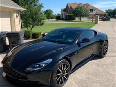 2018 Aston Martin DB11 lease in Lucas,TX - Swapalease.com