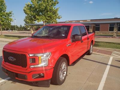2018 Ford F-150 lease in Cypress,TX - Swapalease.com