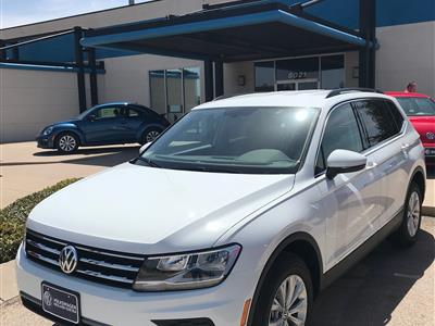 2018 Volkswagen Tiguan lease in Coral Gables,FL - Swapalease.com
