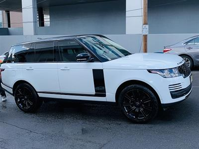 2020 Land Rover Range Rover lease in Fort Lee,NJ - Swapalease.com