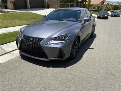 2018 Lexus IS 300 lease in Riverside,CA - Swapalease.com