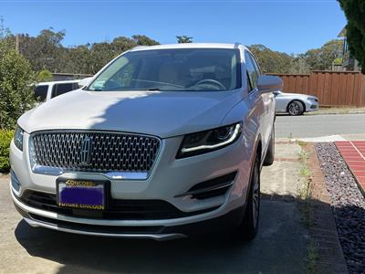 2019 Lincoln MKC lease in san francisco,CA - Swapalease.com
