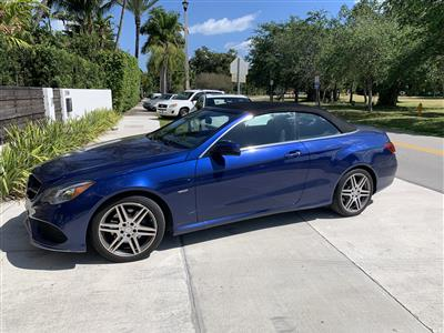 2017 Mercedes-Benz E-Class lease in Miami BEach,FL - Swapalease.com