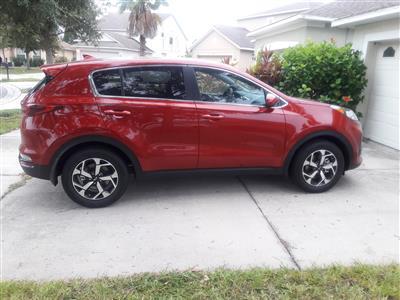 2020 Kia Sportage lease in Ruskin,FL - Swapalease.com