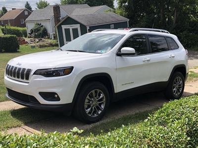 2020 Jeep Cherokee lease in West Mifflin,PA - Swapalease.com