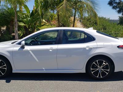 2019 Toyota Camry lease in CARLSBAD,CA - Swapalease.com