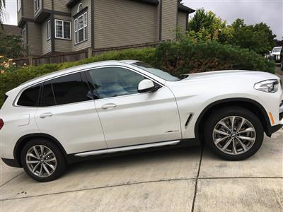 2018 BMW X3 lease in Tigard,OR - Swapalease.com