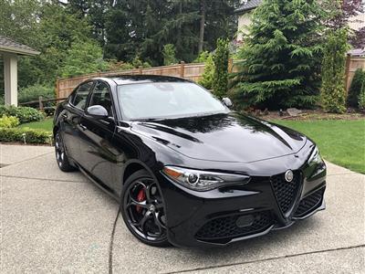2019 Alfa Romeo Giulia lease in Woodinville,WA - Swapalease.com