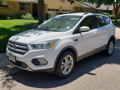 2018 Ford Escape lease in Wheat Ridge,CO - Swapalease.com