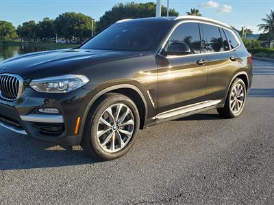 2019 BMW X3 lease in Hollywood,FL - Swapalease.com