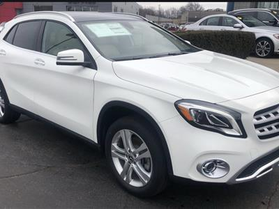 2019 Mercedes-Benz GLA SUV lease in South San Francisco,CA - Swapalease.com