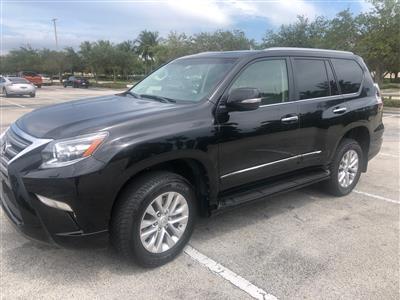 2018 Lexus GX 460 lease in Davie,FL - Swapalease.com