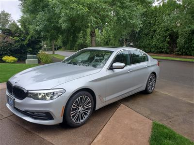 2017 BMW 5 Series lease in West Linn,OR - Swapalease.com