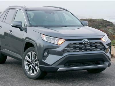 2019 Toyota RAV4 lease in Asheville,NC - Swapalease.com