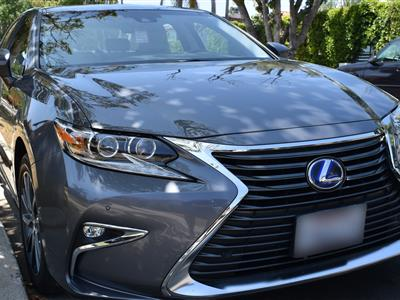 2017 Lexus ES 300h lease in Los Angeles,CA - Swapalease.com