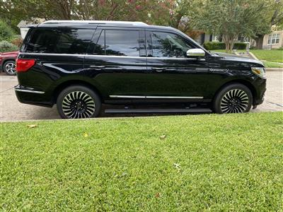 2020 Lincoln Navigator lease in Dallas,TX - Swapalease.com