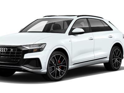 2019 Audi Q8 lease in Miami,FL - Swapalease.com