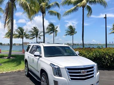 2018 Cadillac Escalade lease in BAL HARBOUR,FL - Swapalease.com