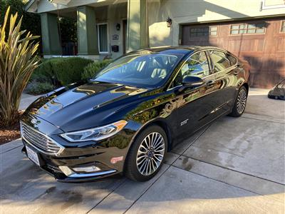 2018 Ford Fusion Energi lease in San Jose,CA - Swapalease.com