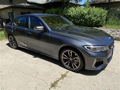 2020 BMW 3 Series lease in CUDAHY,WI - Swapalease.com