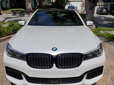 2019 BMW 7 Series lease in Glendale,CA - Swapalease.com