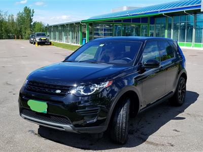2018 Land Rover Discovery Sport lease in Barre,VT - Swapalease.com