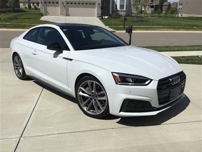 2019 Audi A5 Coupe lease in Cincinnati,OH - Swapalease.com