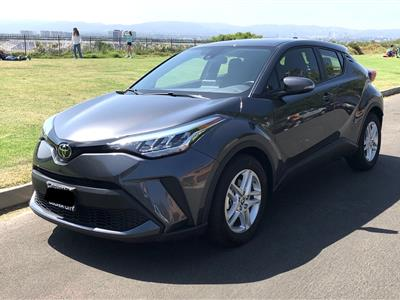 2020 Toyota C-HR lease in los angeles,CA - Swapalease.com