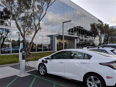2018 Chevrolet Volt lease in Irvine,CA - Swapalease.com