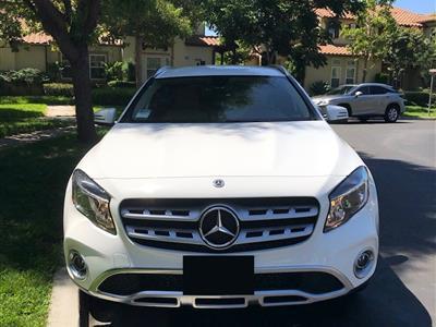 2019 Mercedes-Benz GLA SUV lease in Irvine,CA - Swapalease.com
