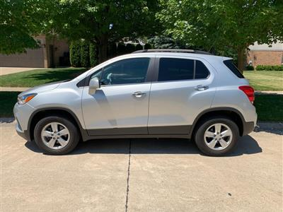 2019 Chevrolet Trax lease in ,MI - Swapalease.com
