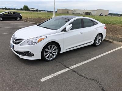 2017 Hyundai Azera lease in Eugene ,OR - Swapalease.com