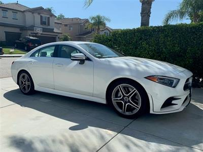 2019 Mercedes-Benz CLS Coupe lease in North Hollywood,CA - Swapalease.com