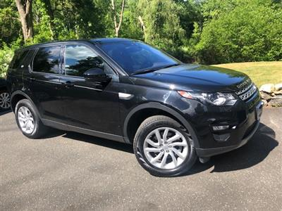 2018 Land Rover Discovery Sport lease in WEST REDDING,CT - Swapalease.com