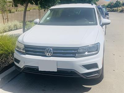 2019 Volkswagen Tiguan lease in Surprise ,AZ - Swapalease.com
