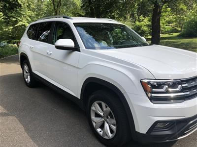 2018 Volkswagen Atlas lease in Morristown,NJ - Swapalease.com