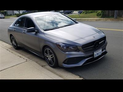 2018 Mercedes-Benz CLA Coupe lease in Eastvale,CA - Swapalease.com