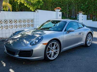 2018 Porsche 911 lease in Los Angeles,CA - Swapalease.com