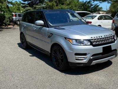 2017 Land Rover Range Rover Sport lease in Cliffside Park,NJ - Swapalease.com