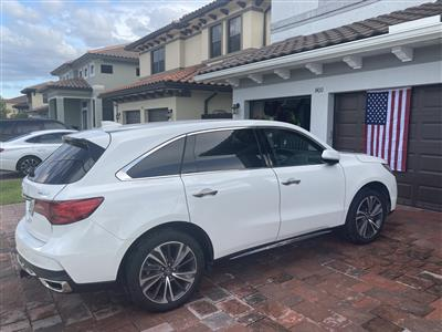 2020 Acura MDX lease in Miami,FL - Swapalease.com