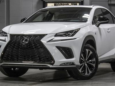 2018 Lexus NX 300 F Sport lease in coscob ,CT - Swapalease.com