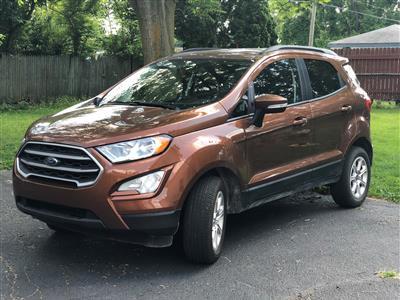 2019 Ford EcoSport lease in Yipsilani,MI - Swapalease.com