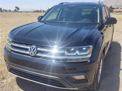 2018 Volkswagen Atlas lease in Winnemucca,NV - Swapalease.com