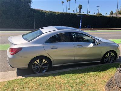 2018 Mercedes-Benz CLA Coupe lease in Santa Monica,CA - Swapalease.com