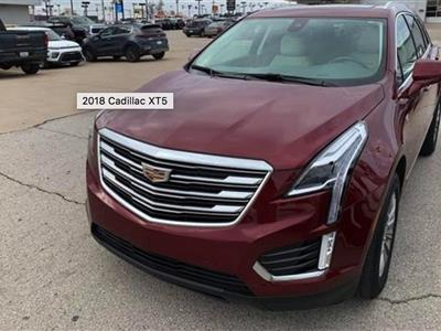 2018 Cadillac XT5 lease in DOVER,NJ - Swapalease.com