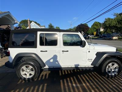 2018 Jeep Wrangler Unlimited lease in Oceanside,NY - Swapalease.com
