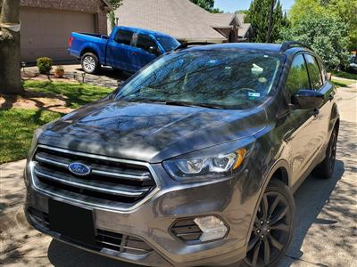 2018 Ford Escape lease in Rockwall,TX - Swapalease.com