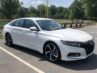 2019 Honda Accord lease in Hillside,   - Swapalease.com