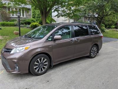 2018 Toyota Sienna lease in MERION STATION,PA - Swapalease.com
