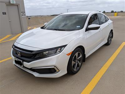 2019 Honda Civic lease in Houston,TX - Swapalease.com